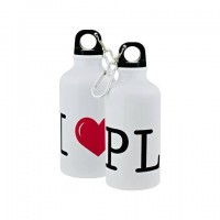 BIDON 400ML I LOVE PL