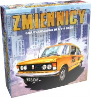 "BOARD GAME ""ZMIENNICY"""